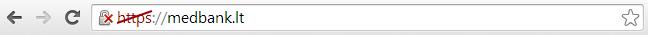 ssl sertifikatai https klaida
